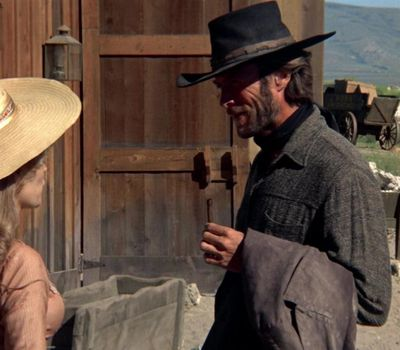 High Plains Drifter online