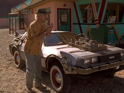 watch Back to the Future Part III streaming