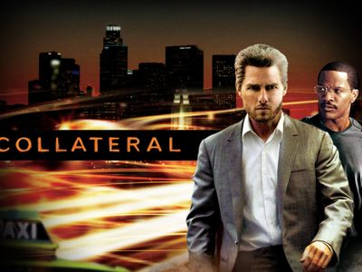 watch Collateral streaming