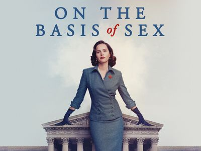 watch On the Basis of Sex streaming