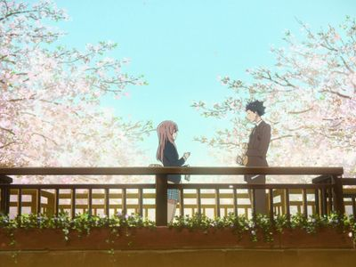 watch A Silent Voice streaming