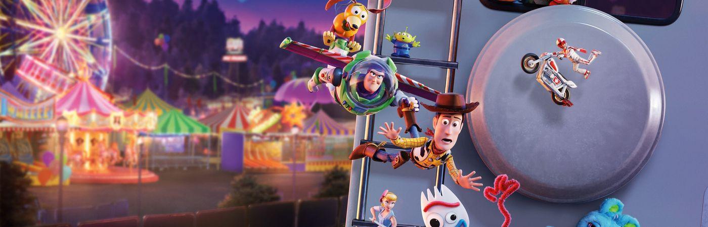 Voir film Toy Story 4 en streaming