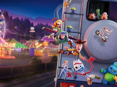 watch Toy Story 4 streaming