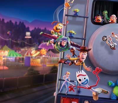 Toy Story 4 online