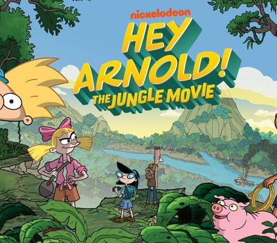 Hey Arnold! The Jungle Movie online