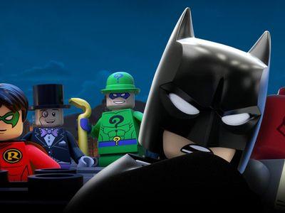 watch Lego DC Batman: Family Matters streaming