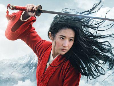 watch Mulan streaming