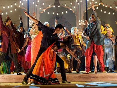 watch The Second Best Exotic Marigold Hotel streaming
