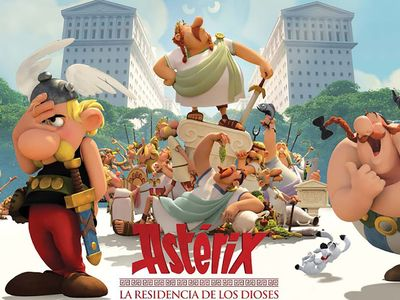 watch Asterix: The Mansions of the Gods streaming