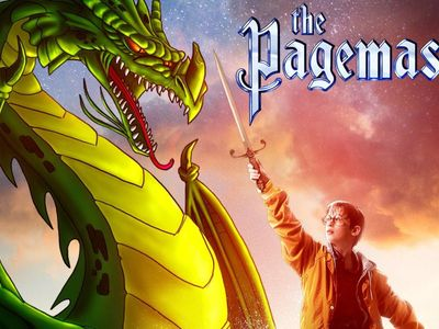 watch The Pagemaster streaming