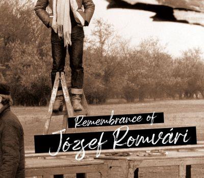 Remembrance of József Romvári online