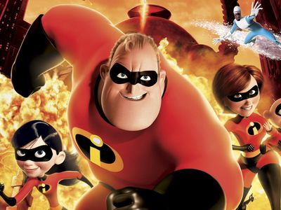 watch The Incredibles streaming
