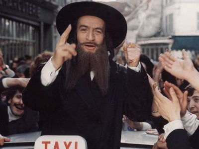 watch The Mad Adventures of Rabbi Jacob streaming