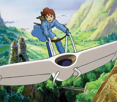 Nausicaä of the Valley of the Wind online