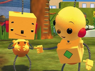 watch Rolie Polie Olie streaming