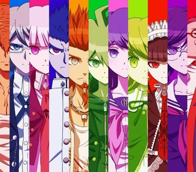 Danganronpa: The Animation online