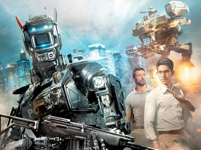 watch Chappie streaming