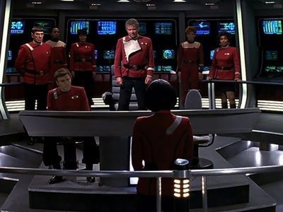 watch Star Trek VI: The Undiscovered Country streaming