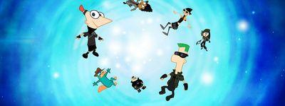 Phinéas et Ferb, Le Film : Voyage dans la 2ème Dimension online