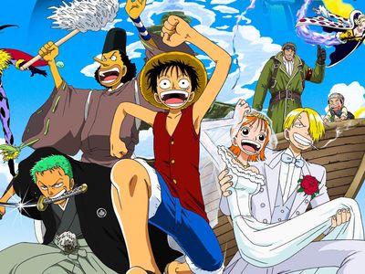 watch One Piece: Clockwork Island Adventure streaming