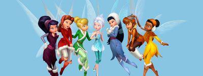 Clochette et le secret des fées online