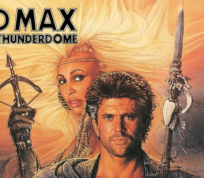 Mad Max Beyond Thunderdome online