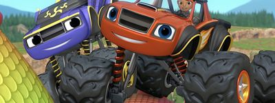 blaze and the monster machines online