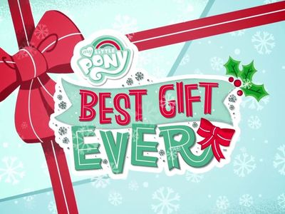 watch My Little Pony: Best Gift Ever streaming