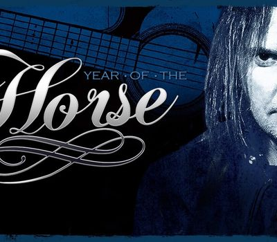 Neil Young & Crazy Horse: Year of the Horse online