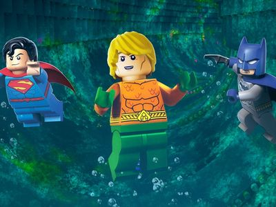 watch LEGO DC Super Heroes - Aquaman: Rage Of Atlantis streaming