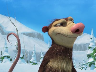 watch Ice Age: A Mammoth Christmas streaming