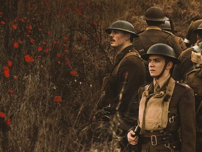 watch Journey's End streaming