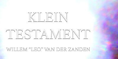 Klein Testament en streaming
