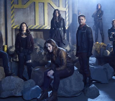 Marvel's Agents of S.H.I.E.L.D. online