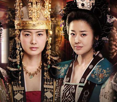 The Great Queen Seondeok online