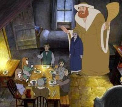 Christmas Carol: The Movie online