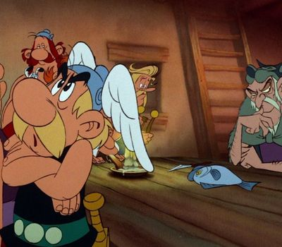 Asterix and the Big Fight online