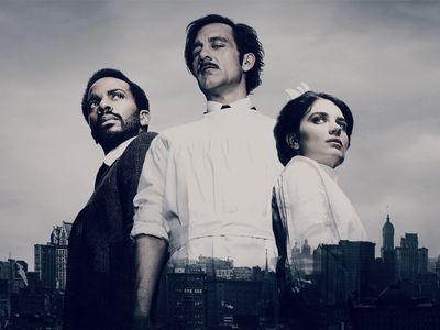 watch The Knick streaming