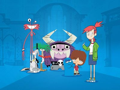 watch Foster's Home for Imaginary Friends streaming