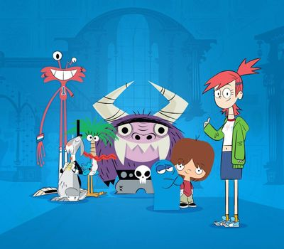 Foster's Home for Imaginary Friends online