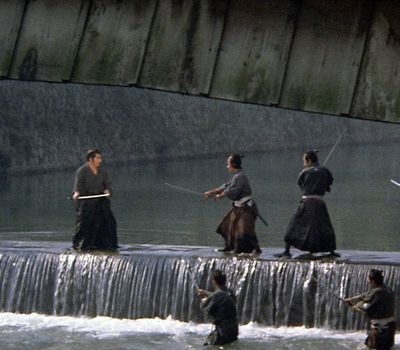 Lone Wolf and Cub: Sword of Vengeance online