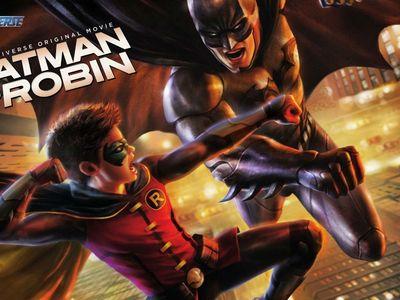 watch Batman vs. Robin streaming
