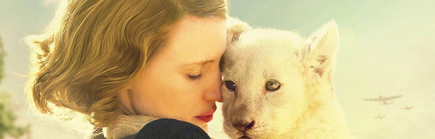 Voir film La Femme du gardien de zoo en streaming