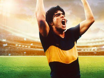 watch Diego Maradona streaming