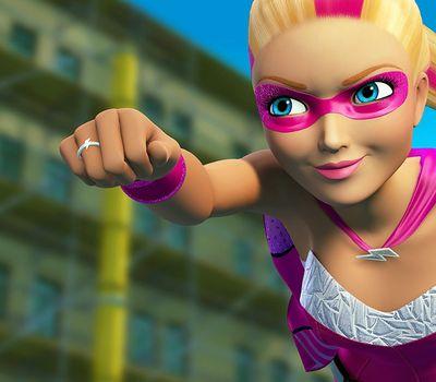 Barbie in Princess Power online