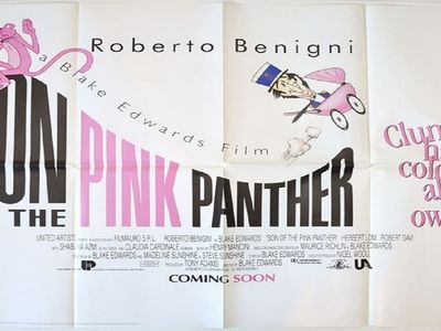 watch Son of the Pink Panther streaming