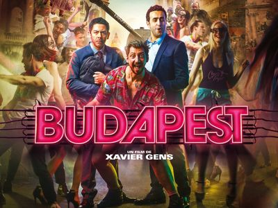 watch Budapest streaming