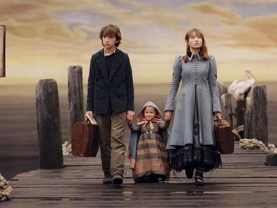 watch Lemony Snicket's A Series of Unfortunate Events streaming