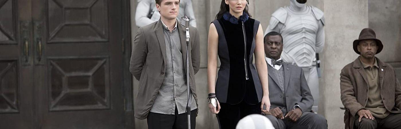 Voir film Hunger Games : L'Embrasement en streaming