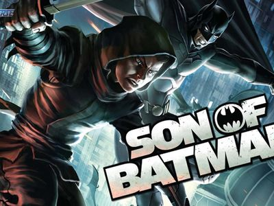 watch Son of Batman streaming